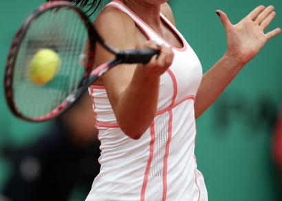 テニス練習